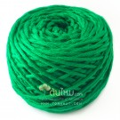 ไหมพรม คอตตอน เพิร์ล เขียวไฮเนเก้นสด (Pearl Cotton - Fresh Green Hineken)