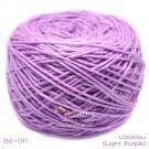 ไหมพรมเบบี้ซิลค์ ม่วงอ่อน (Light Purple)