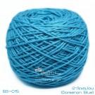 ไหมพรมเบบี้ซิลค์ ฟ้าโดเรม่อน (Doraemon Blue)