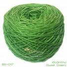 ไหมพรมเบบี้ซิลค์ เขียวหวาน (Sweet Green)