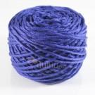 ไหมพรม คอตตอน เพิร์ล น้ำเงินอมม่วง แซฟไฟร์ (Pearl Cotton - Blue Sapphire)