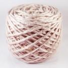 ไหมพรม คอตตอน เพิร์ล เบจชมพูเผือกเมทัลลิค (Pearl Cotton - Pale Metallic Pink)
