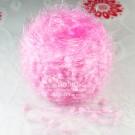 ไหมพรม สโนว์วี่ คริสตัล ชมพูหวาน Sweet Pink Wink