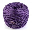 ไหมพรม คอตตอน เพิร์ล ม่วงเข้ม (Pearl Cotton - Deep Violet)
