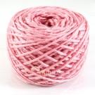 ไหมพรม คอตตอน เพิร์ล ดอกบัว แดงอมชมพู (Pearl Cotton - Sweet Lotus - Pink)