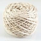 ไหมพรม คอตตอน เพิร์ล เบจเนื้ออ่อน (Pearl Cotton - Light Beige)