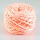 ไหมพรม คอตตอน เพิร์ล แคนตาลูปอ่อน (ส้มอ่อนหวาน) (Pearl Cotton - Light Cantaloupe)