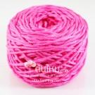 ไหมพรม คอตตอน เพิร์ล ชมพูกุหลาบ (Pearl Cotton - Rose Pink)