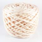 ไหมพรม คอตตอน เพิร์ล เบจเนื้ออ่อนอมชมพู (Pearl Cotton - Light Ivory Beige)