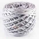 ไหมพรม คอตตอน เพิร์ล เทากลาง - เทาเงิน (Pearl Cotton - Middle Silver Gray)