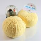 Merino-Soft เหลืองอ่อน