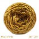 ไหมพรมเส้นใหญ่จัมโบ้ซุปเปอร์ซอฟท์ สีพระ (Jumbo SuperSoft - Phra (Mustard))