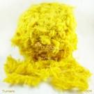 ไหมพรมขนเฟอร์ ซิลค์กี้ ซอฟท์ (Silky Soft Fur) สีขมิ้น-แก่นขนุน (Turmeric)
