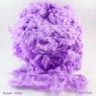 ไหมพรมขนเฟอร์ ซิลค์กี้ ซอฟท์ (Silky Soft Fur) สีม่วงหวาน (Sweet Violet)