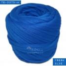 ไหมผ้า (T-shirt yarn) สีน้ำเงินสด (Fresh Blue)