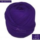 ไหมผ้า (T-shirt yarn) สีม่วงสดเข้ม (Dark Fresh Purple)