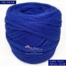 ไหมผ้า (T-shirt yarn) สีน้ำเงินเข้มรอยัลบลู (Dark Thai Royal Blue)