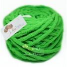 ไหมพรมอูด้ง สีเขียวสดเข้ม (Dark Fresh Green)