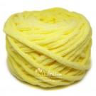 ไหมพรมอูด้ง เหลืองนวล (Light Yellow)