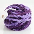 ไหมพรมอูด้ง ม่วงไทยเข้ม/ม่วง (SCB Purple Gradient)